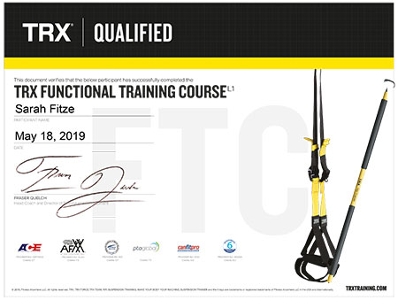 TRX Functional Trainer